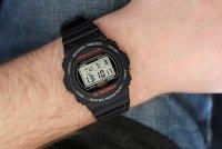 Zegarek męski Casio g-shock DW-5750E-1ER - duże 2