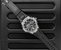 Zegarek męski Casio G-SHOCK g-shock g-steel GST-B100-1AER - duże 8
