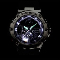 Zegarek męski Casio g-shock g-steel GST-B100-1AER - duże 3