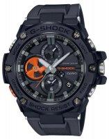 Zegarek męski Casio G-SHOCK g-shock g-steel GST-B100B-1A4ER - duże 1