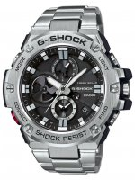 Zegarek męski Casio G-SHOCK g-shock g-steel GST-B100D-1AER - duże 1