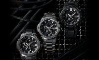 Zegarek męski Casio G-SHOCK g-shock g-steel GST-B100D-1AER - duże 7