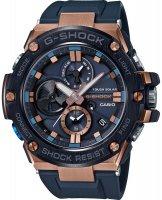 Zegarek męski Casio g-shock g-steel GST-B100G-2AER - duże 1