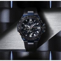 Zegarek męski Casio G-SHOCK g-shock g-steel GST-B100XB-2AER - duże 5