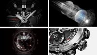 Zegarek męski Casio G-SHOCK g-shock g-steel GST-B200-1AER - duże 6