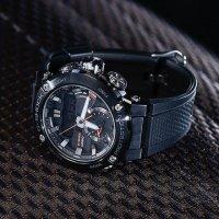 Zegarek męski Casio G-SHOCK g-shock g-steel GST-B200B-1AER - duże 2