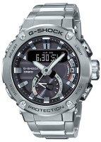 Zegarek męski Casio G-SHOCK g-shock g-steel GST-B200D-1AER - duże 1
