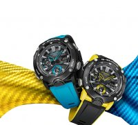 Zegarek męski Casio g-shock GA-2000-1A9ER - duże 6