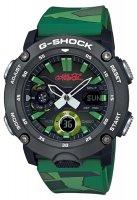 Zegarek męski Casio G-SHOCK g-shock GA-2000GZ-3AER - duże 1