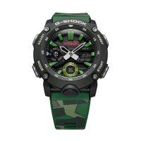 Zegarek męski Casio g-shock GA-2000GZ-3AER - duże 2
