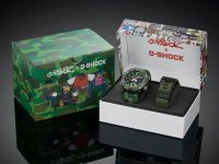 Zegarek męski Casio g-shock GA-2000GZ-3AER - duże 7
