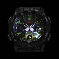 Zegarek męski Casio G-SHOCK g-shock GA-2000GZ-3AER - duże 4