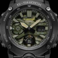 Zegarek męski Casio G-SHOCK g-shock GA-2000SU-1AER - duże 8