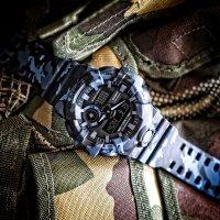 Zegarek męski Casio G-SHOCK g-shock GA-700CM-2AER - duże 3