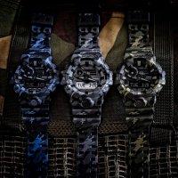 Zegarek męski Casio G-SHOCK g-shock GA-700CM-2AER - duże 4
