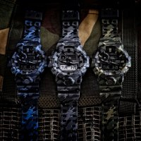 Zegarek męski Casio g-shock GA-700CM-8AER - duże 6