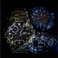 Zegarek męski Casio g-shock GA-700CM-8AER - duże 7