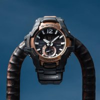 Zegarek męski Casio g-shock master of g GR-B100-1A4ER - duże 3