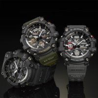 Zegarek męski Casio g-shock master of g GWG-100-1A3ER - duże 2
