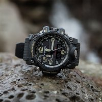 Zegarek męski Casio g-shock master of g GWG-1000-1AER - duże 2