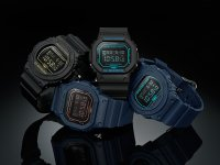 Zegarek męski Casio G-SHOCK g-shock original DW-5600BBM-1ER - duże 2