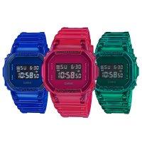 Zegarek męski Casio g-shock original DW-5600SB-3ER - duże 3