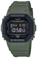 Zegarek męski Casio G-SHOCK g-shock original DW-5610SU-3ER - duże 1