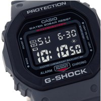 Zegarek męski Casio G-SHOCK g-shock original DW-5610SU-8ER - duże 2