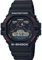Zegarek męski Casio g-shock original DW-5900-1ER - duże 1
