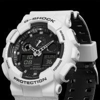 Zegarek męski Casio G-SHOCK g-shock original GA-100L-7AER - duże 3