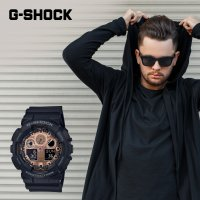Zegarek męski Casio g-shock original GA-100MMC-1AER - duże 3