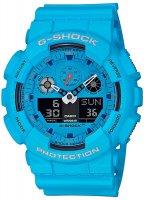 Zegarek męski Casio g-shock original GA-100RS-2AER - duże 1