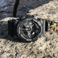 Zegarek męski Casio g-shock original GA-110-1BER - duże 5