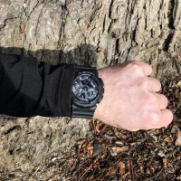 Zegarek męski Casio g-shock original GA-110-1BER - duże 8