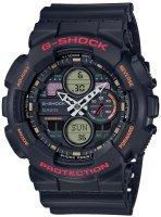 Zegarek męski Casio g-shock original GA-140-1A4ER - duże 1