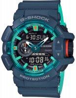 Zegarek męski Casio g-shock original GA-400CC-2AER - duże 1
