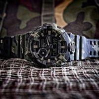 Zegarek męski Casio g-shock original GA-700CM-3AER - duże 3
