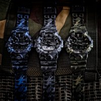 Zegarek męski Casio g-shock original GA-700CM-3AER - duże 7