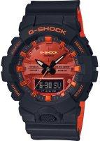 Zegarek męski Casio g-shock original GA-800BR-1AER - duże 1