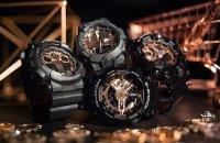 Zegarek męski Casio g-shock original GA-800MMC-1AER - duże 2