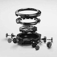 Zegarek męski Casio g-shock master of g GWR-B1000-1AER - duże 6
