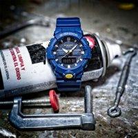 Zegarek męski Casio g-shock specials GA-800SC-2AER - duże 4