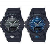 Zegarek męski Casio g-shock specials GA-810MMA-1AER - duże 2