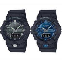 Zegarek męski Casio g-shock specials GA-810MMB-1A2ER - duże 2