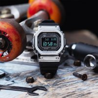 Zegarek męski Casio G-SHOCK g-shock specials GMW-B5000-1ER - duże 4