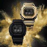 Zegarek męski Casio g-shock specials GMW-B5000GD-9ER - duże 2