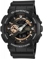 Zegarek męski Casio g-shock style GA-110RG-1AER - duże 1