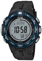 Zegarek męski Casio protrek PRW-3100YB-1ER - duże 1