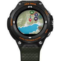 Zegarek męski Casio protrek WSD-F20A-GNBAE - duże 2