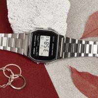 Zegarek męski Casio vintage maxi A158WEA-1EF - duże 2